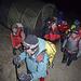 Abmarsch um Mitternacht in Richtung Kilimanjaro Gipfel
