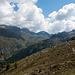 Blick nach Südosten zum Finestra di Champorcher (2828 m).