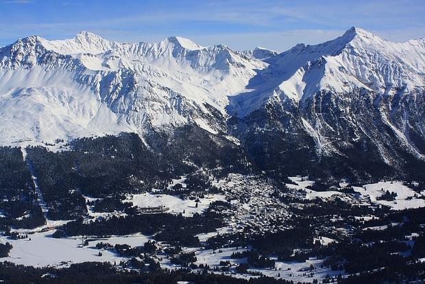 viel besuchter aussichtsberg in der schweiz