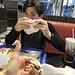 Nach harter Arbeit, nahrhaftes Essen :-)