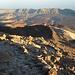 Der hübsch angelegte Pfad vom Gipfel zur Seilbahn