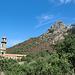 Couvent de Corbara und Cima di Sant'Angelo