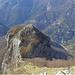 in vetta al monte Nona,uno sguardo sul Procinto dall'alto...