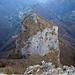 Il Procinto visto dalla vetta del Monte Nona...