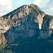 Monte Nona e Procinto visti da ovest...