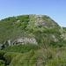 il Monte Nona visto da est....