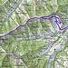 Route  Libingen-Schnebelhorn