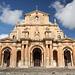 Siġġiewi - Auf dem Gebiet dieser Gemeinde (nahe der Grenze zum benachbarten Ħad-Dingli) befindet sich Maltas höchste Erhebung Ta' Dmejrek. Wir decken uns in Siġġiewi noch schnell mit etwas Proviant für die Wanderung ein und besichtigen kurz die Kirche (Knisja ta' San Nikola / Church of St Nicholas).