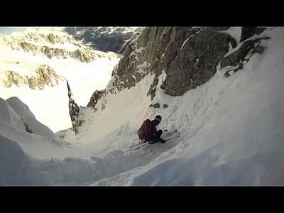 Eindrücke von der Skitour - aufgenommen mit der GoPro-Helmkamera (Musik: The Glitch Mob - Warrior Concerto)