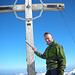 Gipfelkreuz auf dem Clariden