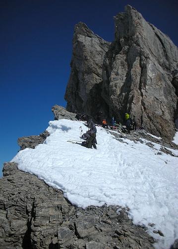 Das Tüfelsjoch (2919m)