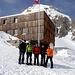 Foto ricordo;<br /> Cecco, Roberto, Barba, Paolo, Giorgio
