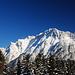 Verschneiter Karwendel