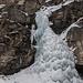 Wasserfall bei Saas Balen