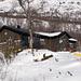 Am Ziel bei der STF-Hütte Vakkotavare