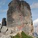 Torre Grande d'Averau m.2361 via delle Guide