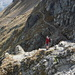 Abstieg zurück ins Val da Fain