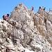 der eigentliche Gipfel der Zugspitze