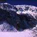 il Monte Giovo visto dal Lago Santo Modenese...