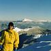 io e il monte Cimone...