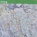 Von Steg (i-Punkt) - Sücka - Kulm (1433 m) -- P. 1540 - Silum (1449 m) - P. 1597 - Bärgällasattel - Alpspitz (1997 m) und retour. <br /><br />Wer eine gute Ortskenntnis besitzt und mühsames Spuren nicht scheut, hätte heute auch die Plattaspitz überschreiten können.