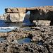Tieqa Żerqa / Azure Window - Das Felsfenster an der Westküste von Gozo gehört zu den beeindruckendsten Naturschönheiten der Insel.