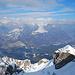 Vista verso la Val Seriana