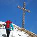 Giovanni raggiunge la croce