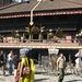 Indra Chowk (chowk=cortile, piazza) con il Tempio Akash Bhairab