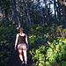 ... im Blütenmeer auf dem Sendero Sierra Nevada - nein, die sind nicht gepflanzt!