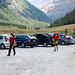 Start im Valsavarenche, am Parkplatz an der Alp Pravieux (1834 m).