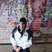Gangsta-Rapper in der Bahnhofunterführung in Ebnat-Kappel: Bald ist seine Sucht nach den Bergen gestillt