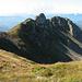 Monte Scalocchio visto dal sentiero ...