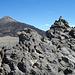 Auf dem Pico Sur.