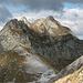 monte Cavallo in estate,visto salendo al Tambura...