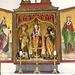 gotischer Altar in Lumbrein