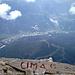Panorama sulla Val di Zoldo