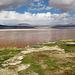 Wolkenstimmung über der Laguna Colorada