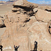 Unverschämt griffig: Fels beim Arbol de Piedra