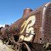 Eisenbahnfriedhof bei Uyuni I