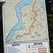 quer über den Triangolo Lariano bis zur Spitze in Bellagio