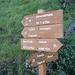 An der Bergstation Oberholz des von Obereggen heraufkommenden Sessellifts beginnt unsere Tour durch das Latemargebiet.
