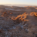 Salz, Sand und Fels: Valle de la Luna