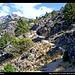 Abstiegsweg zur Ermita Virgen de la Cabeza, Sierra de Cazorla, Spanien