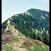 Aufstieg zum Risserkogel, Tegernseer Berge, Deutschland