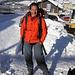 iIm tief verschneiten Airolo warten wir auf den Zug Richtung Locoarno, wo wir dann klettern möchten. <br />Chunnt das äch guet?
