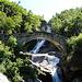 1. Tag: noch eine Steinbrücke im Val Chiusella
