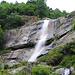 3. Tag: Von Succinto nach Fondo kommt man an diesem Wasserfall vorbei.