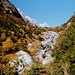 Steil ging es hinauf von Trun ins Val Punteglias.