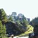 L'Albergo dei Forni, foto eseguita un mese prima.